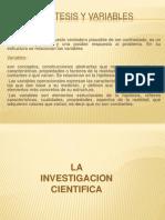 Investigación cientifica 2011