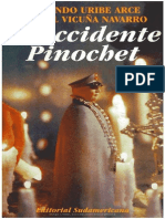 40162630 Armando Uribe Arce y Miguel Vicuna Navarro El Accidente de Pinochet
