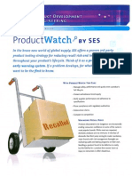 SES - ProductWatch by SES
