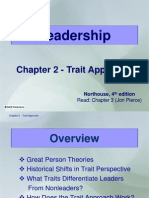 02 Trait Approach
