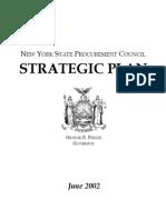 Ny Spc Strategic Plan