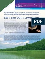 SES - Sustainability Long-Term