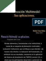 05 La Planeación Multimodal Sus aplicaciones