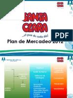 Plan de MercadeoO Santa Clara 2012 v.2