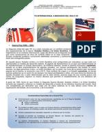 Contexto Internacional a Mediados Del Siglo XX Tercero B