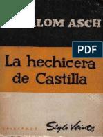 La Hechicera de Castilla - Scholem Asch