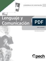 cuadernillo 04 Léxico contextual I