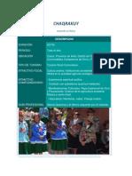 Turismo Rural Comunitario Programas