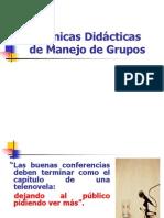 14987672 Tecnicas Didacticas de Manejo de Grupos