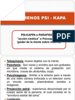 FENOMENOS PSI - KAPA.ppt