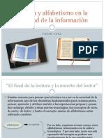 Lectura y alfabetismo en la sociedad de la (1).pptx