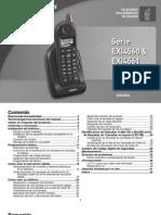 Manual de Telefono Inalambrico