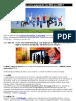 Le SEO Et Le Web 2.0... CA Donne Le SEO 2.0
