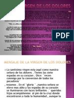 Historia Virgen de Los Dolores