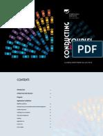 2014 Conductor Development