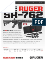 Ruger SR-762 Autoloading Rifle