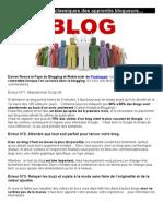 24 erreurs à éviter quand on lance un blog Pro