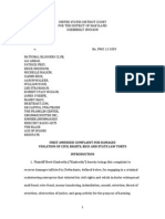 Kimberlin Amended RICO Suit Fed Final Links