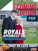Homecoming Edition 2013