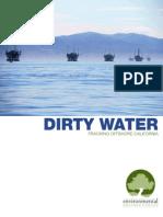 EDC Offshore Fracking Report 2013