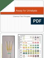 Dipstick Assay for Urinalysis