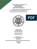 Cover Paper Pemetaan GPJ