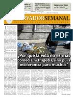 Observador Semanal del 10/10/2013