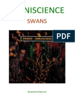 Omniscience by Swans. Reviewed by Pieter Uys.