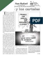 Boletín Informativo del 13/10/2013