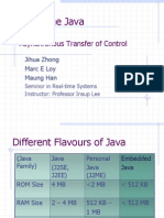 Real-Time Java and ATC