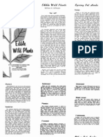 Foyaging - Edible Wild Plants - W. VA. Department of Agriculture