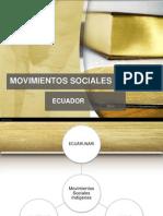 Movimientos Sociales Ecuador