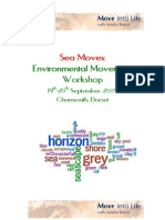 Environmental Movement Workshop - September 2009