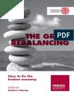 The Great Debalancing