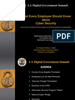 What Every Employee Should Know About Cyber Security - Robert Pittman