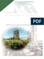 Reactor Discontinuo