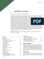 Myélopathies cervicales