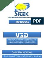 v3d Grow Chamber