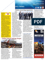 Business Events News for Fri 18 Oct 2013 - Four Points expansion, office* pics, new PCO qualification, Amex downturn warning and much more