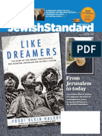 Yossi Klein Halevi's 'Dreamers' -- The New Jersey Jewish Stand looks at a new magesterial book on Israel