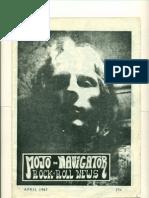 Mojo Navigator Number 13 April 1967