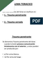 Trauma Toracico 2013-1