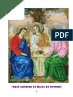 Comunicări Dumnezeieşti între 2007-2013