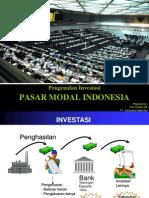 Pengenalan Investasi Pasar Modal