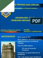 LEGIONELA