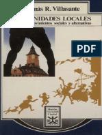 COMUNIDADES LOCALES. ANÁLISIS, MOVIMIENTOS SOCIALE