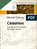 Cinismos - Michel Onfray
