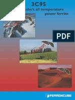 3C95 - Ferroxcube's All Temperature Power Ferrite