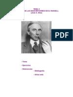 Ejercicios de La Teoria de Las Descripciones