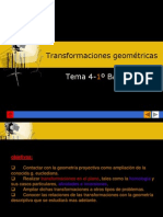 Tema 4 Transformaciones Geometricas